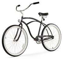 Firmstrong Urban Man Single Speed Beach Cruiser Bicycle, 26-