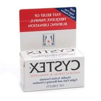 Cystex Urinary Pain Relief Tablets-100ct