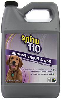 UrineOff Bio-Enzmtc Dog Odor&Stain Remvr Gal