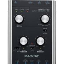 Tascam US122MKII USB Audio/Midi Interface