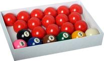 Empire USA American Snooker Ball Set, 2 1/8-Inch