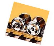 USA Trains USA2090 Polished Metal Wheel Sets - 2