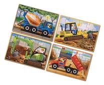 USA Wholesaler- 25340819-Construction Puzzles in a Box