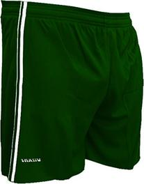 Vizari Campo Soccer Shorts, Forest, Youth Senior