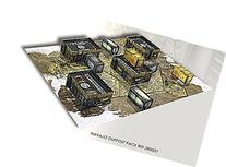 Infinity USAriadna Army: Navajo Outpost Scenery Pack Corvus
