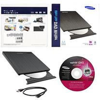 Samsung USB 2.0 Ultra Portable External DVD Writer Model SE-
