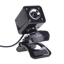 docooler USB 2.0 12 Megapixel HD Camera Web Cam with MIC