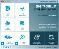 TrustPort USB Antivirus 2015 - 1 User
