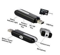 Hossen USB Disk Spy Camera Camcorder Mini Hidden DV DVR