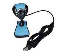 Lonve USB2 Webcam Live 10 Megapixel Snapshot WB-03 for