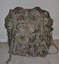 USGI Army Multi-Cam Large MOLLE II Rucksack