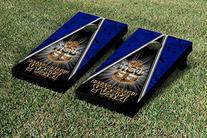 Victory Tailgate Navy Chief Triangle Cornhole Game Set