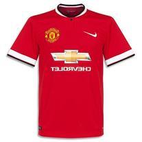 Nike MANU SS HOME STADIUM JSY SOCCER Shirt 611031-624