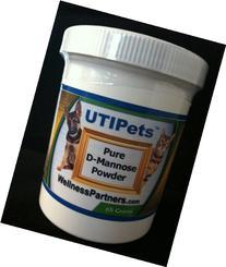 UTI Pets Pure D-Mannose Non GMO Organic Source Powder 65gram