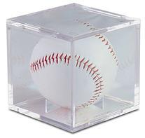 Ultra Pro UV Protected Square Baseball Cube Ball Holder
