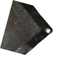 30% UV Shade Cloth Black Premium Mesh Shadecloth Sunblock