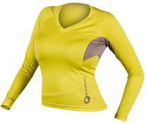 SUPreme Women's UV Shield - Long Sleeve Rash Guard Top, Hi-