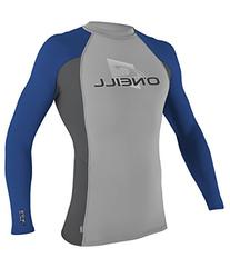 O'Neill Wetsuits UV Sun Protection Mens Skins Long Sleeve