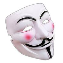 V for Vendetta Mask Guy Fawkes Anonymous fancy Cosplay