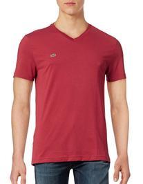Lacoste V-Neck Pima Cotton T-Shirt-INTENSE-X-Large