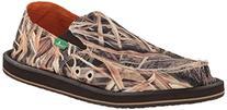 Sanuk Men's Vagabond Blades Slip On, Mossy Oak, 9 M US