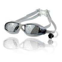 BEST VALUE Mirrored Anti Fog Swimming Goggles for Adult Men