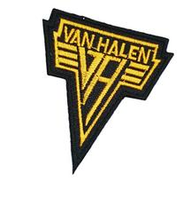 1 X VAN HALEN Songs 1984 Logo t Shirts MV05 Embroidery Iron