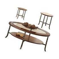 """Steve Silver Company Vance Occasional Table , 48"""" W x 26"""" D"""
