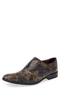Robert Graham Men's Vanderbilt Chelsea Boot, Multi, 11.5 M