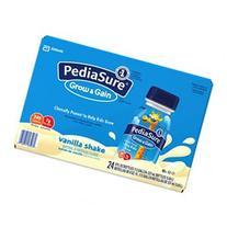 PediaSure Vanilla Shake, 8 Oz, 24-Pk