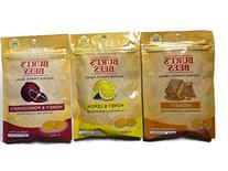 Variety Set Burt's Bees Natural Throat Drops: Honey, Honey