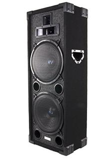 "VM Audio VAS4210P 1100 Watt 4-Way Dual 10"" DJ Loud PA"