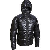 66 North Men's Vatnajokull PrimaLoft Jacket, Black, Large