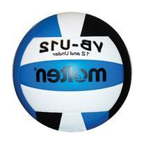 Molten VB Lite U12 Volleyball Aqua/Black/White