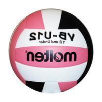 Molten VB Lite U12 Volleyball Pink/Black/White