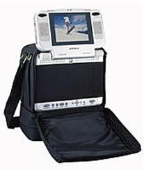 Audiovox VBP-4000 -InchVideo-In-A-Bag-Inch 5.6-Inch LCD TV/