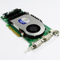 PNY VCQFX3400PCIE-PB Nvidia Quadro FX 3400 256MB GDDR3 SDRAM