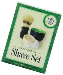 Van Der Hagen Premium Shave Set, Pack of 9