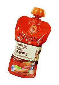 Peter Rabbit Organics - Veg and Fruit Puree 100% Pumpkin