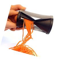 Vegetable Spiral Slicer Perfect for Low Carb, Raw Food,