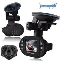 Car Camera - 1.5 Inch 1080p Full HD & 160 Wide Angle Lens