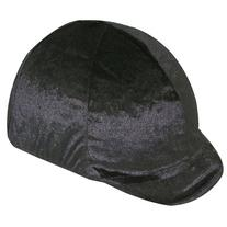 Troxel Velvet Stretch Helmet Cover, Black