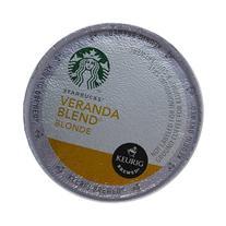 Starbucks Veranda Blend Blonde Roast Keurig K-Cups