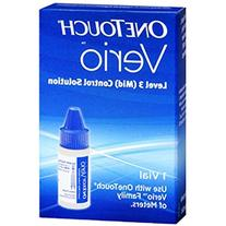 OneTouch Verio Control Solution, Mid.13 fl oz