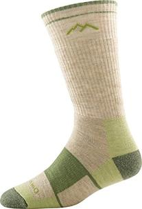 Darn Tough Vermont Women's Boot Cushion Socks, Green Tea,