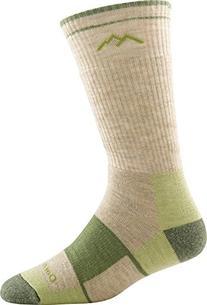 Darn Tough Vermont Women's Boot Cushion Socks, Green Tea,