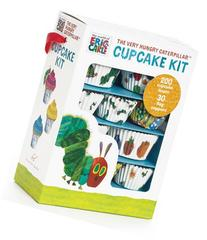 The World of Eric Carle The Very Hungry Caterpillar Cupcake