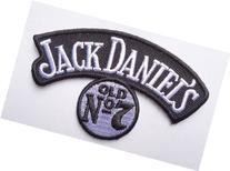 Vest Jack Daniels Old No7 Vest Embroidered  Biker Patch