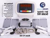 Prime Scales Vet Scale Kit to Build or Repair Vet Scales /