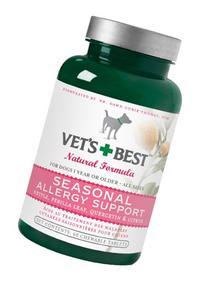 Vet's Best Seasonal Allergy Relief | Dog Allergy